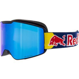 Red Bull SPECT Rail Goggles, black-blue snow